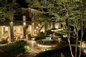 Beautify Your Outdoor Space With Low Voltage Lighting
