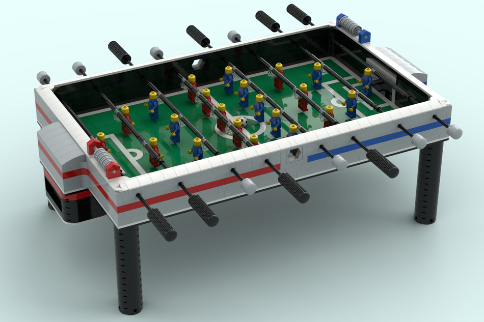Finding a Foosball Game Table